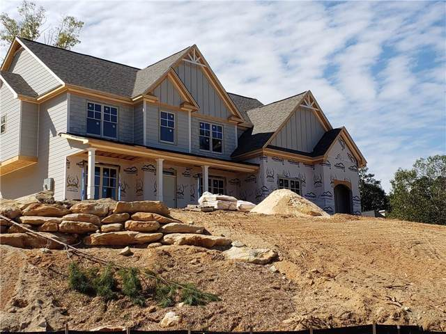 1527 Rocky River Drive, Lawrenceville, GA 30045 (MLS #6617820) :: North Atlanta Home Team