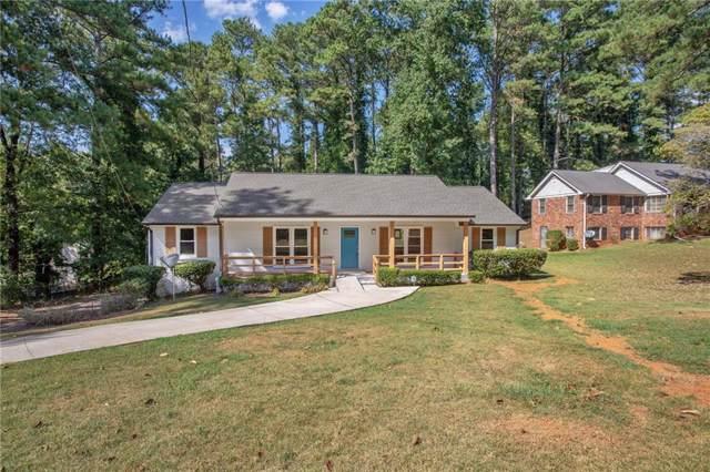 2649 Mount Vernon Way, College Park, GA 30337 (MLS #6617881) :: North Atlanta Home Team