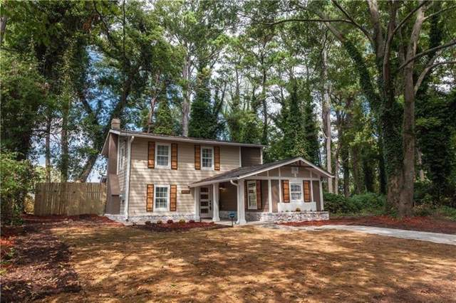 2091 Cascade Road SW, Atlanta, GA 30311 (MLS #6617888) :: Kennesaw Life Real Estate