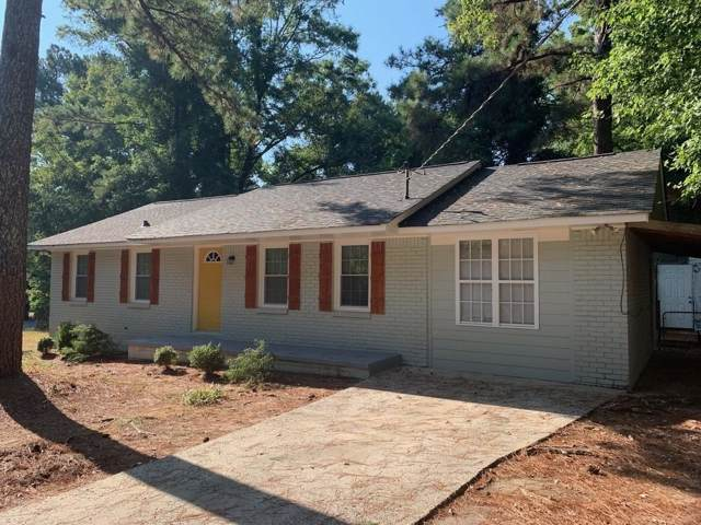 6957 Dell Court, Riverdale, GA 30274 (MLS #6618210) :: The Heyl Group at Keller Williams