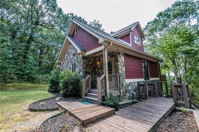 636 Sunset Cliff Drive, Jasper, GA 30143 (MLS #6618414) :: North Atlanta Home Team