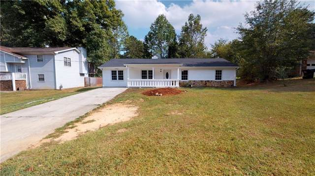 1614 Cherry Hill Lane, Conyers, GA 30094 (MLS #6618654) :: The Heyl Group at Keller Williams