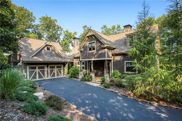 356 Blazingstar Trail, Big Canoe, GA 30143 (MLS #6618675) :: North Atlanta Home Team
