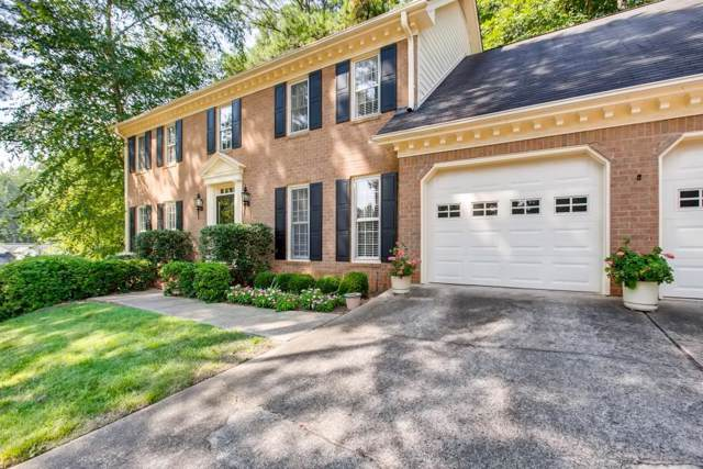 2131 Lamplight Drive, Marietta, GA 30062 (MLS #6618690) :: The Heyl Group at Keller Williams