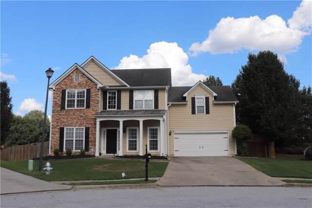 818 Cork Oak Lane, Lawrenceville, GA 30045 (MLS #6618776) :: North Atlanta Home Team