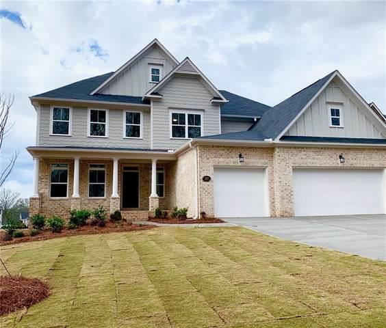 207 Wild Rose Circle, Holly Springs, GA 30115 (MLS #6618990) :: North Atlanta Home Team