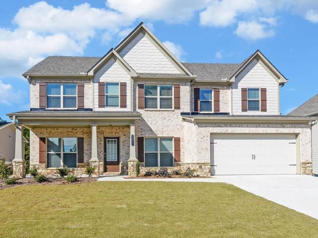 1611 Cobblefield Circle, Dacula, GA 30019 (MLS #6619013) :: North Atlanta Home Team