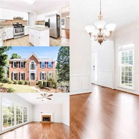 1210 Friar Court, Alpharetta, GA 30005 (MLS #6619033) :: North Atlanta Home Team