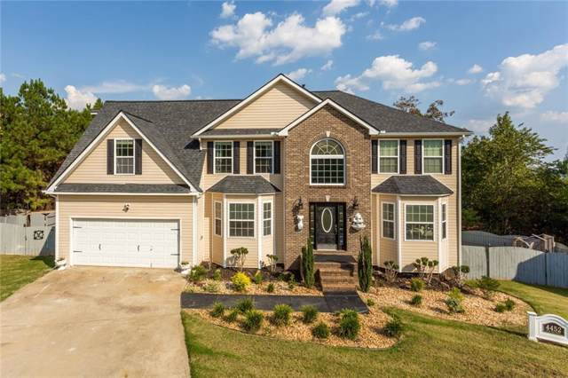 4452 Pale Face Drive, Douglasville, GA 30135 (MLS #6619133) :: Path & Post Real Estate