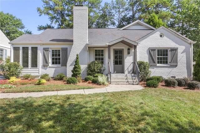 232 Midvale Drive NE, Atlanta, GA 30342 (MLS #6619335) :: North Atlanta Home Team