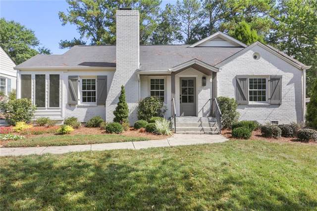 232 Midvale Drive NE, Atlanta, GA 30342 (MLS #6619335) :: The North Georgia Group