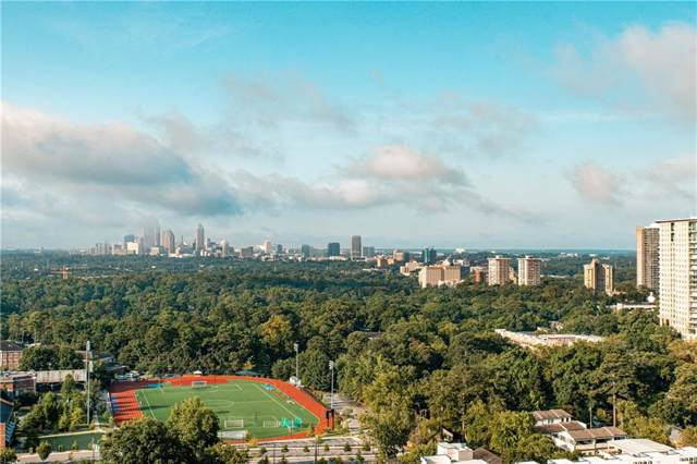 250 Pharr Road NE #1213, Atlanta, GA 30305 (MLS #6619939) :: North Atlanta Home Team