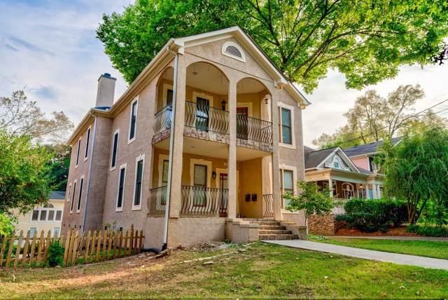 541 Angier Avenue NE, Atlanta, GA 30308 (MLS #6619945) :: The Justin Landis Group
