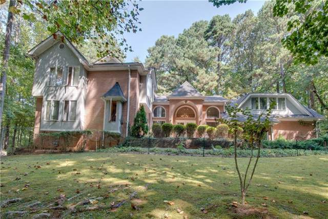 2480 Fawn Ridge, Smoke Rise, GA 30087 (MLS #6620337) :: North Atlanta Home Team