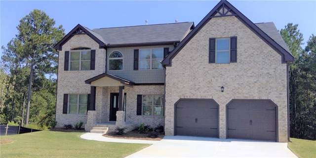 3809 Lake End Drive, Loganville, GA 30052 (MLS #6620517) :: Todd Lemoine Team
