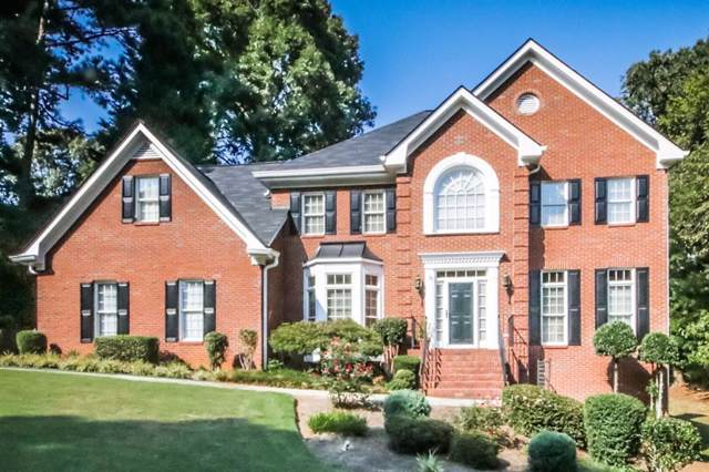 2775 Commons Drive #20, Lawrenceville, GA 30044 (MLS #6620650) :: The Cowan Connection Team