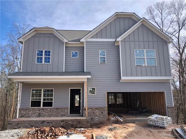946 Wingate Circle, Jefferson, GA 30549 (MLS #6620710) :: MyKB Partners, A Real Estate Knowledge Base