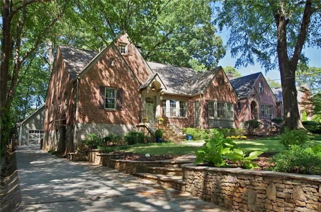 1262 Pasadena Avenue NE, Atlanta, GA 30306 (MLS #6620858) :: The Heyl Group at Keller Williams