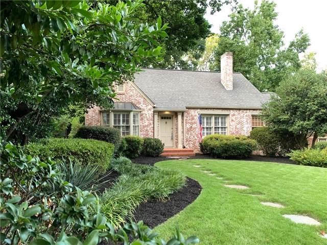 610 E Paces Ferry Road NE, Atlanta, GA 30305 (MLS #6621303) :: Path & Post Real Estate