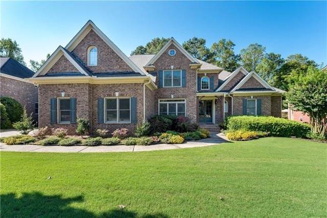 107 Glencedars Lane, Canton, GA 30115 (MLS #6621363) :: The Hinsons - Mike Hinson & Harriet Hinson