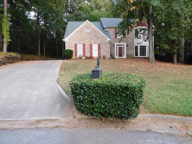 7617 Watson Kaye, Stone Mountain, GA 30087 (MLS #6621420) :: The Cowan Connection Team