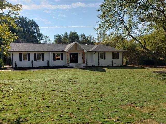 4018 N Arnold Mill Road, Woodstock, GA 30188 (MLS #6621608) :: The Cowan Connection Team