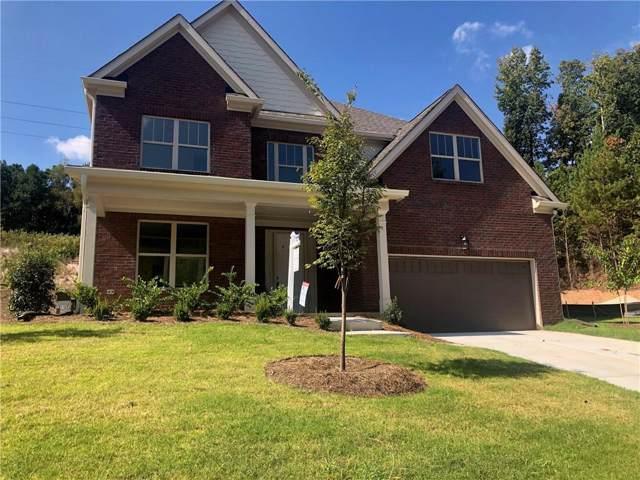 1087 Falkirk Lane, Stone Mountain, GA 30087 (MLS #6621623) :: North Atlanta Home Team