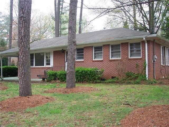 140 Shawnee Trail SE, Marietta, GA 30067 (MLS #6621952) :: North Atlanta Home Team
