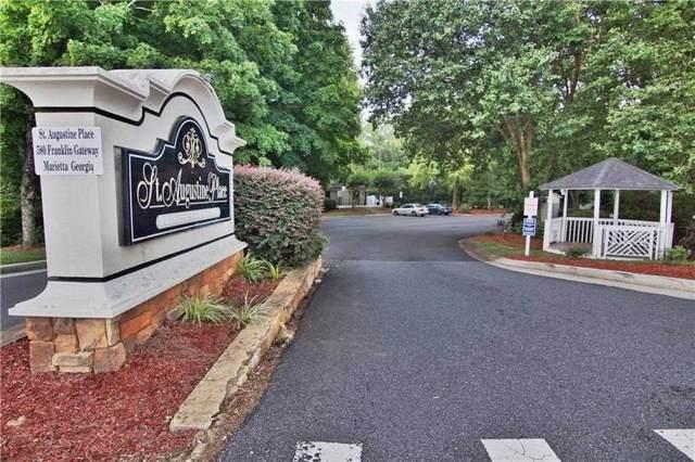 1009 Augusta Drive SE, Marietta, GA 30067 (MLS #6622226) :: The Zac Team @ RE/MAX Metro Atlanta