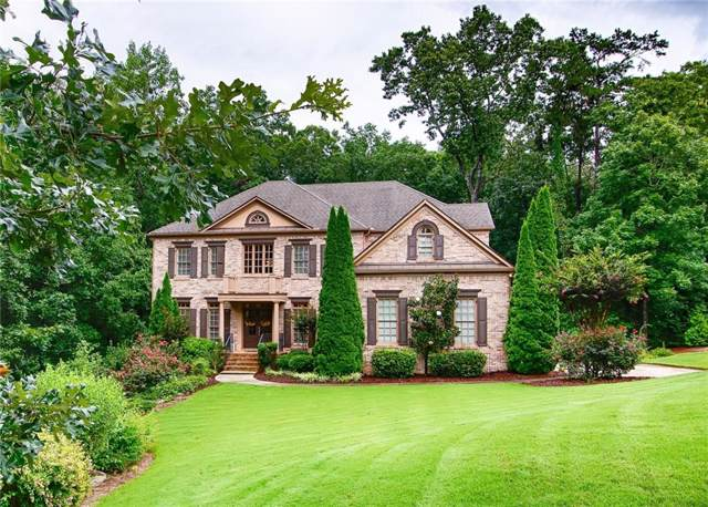 904 Kinghorn Drive NW, Kennesaw, GA 30152 (MLS #6622353) :: The Realty Queen Team