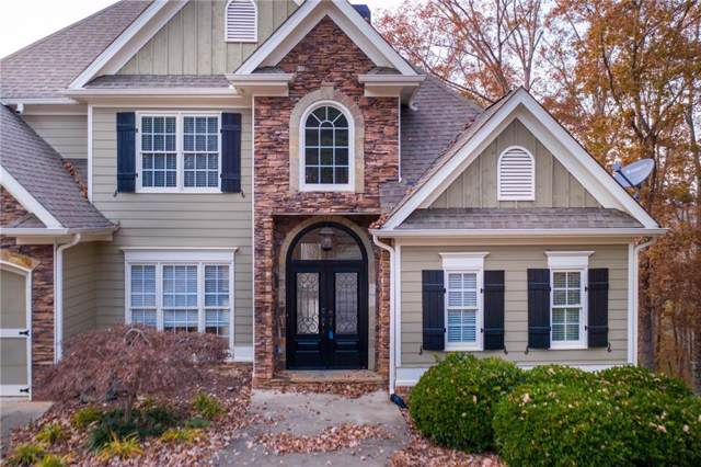 143 Riverview Drive, Dawsonville, GA 30534 (MLS #6622621) :: The Realty Queen Team