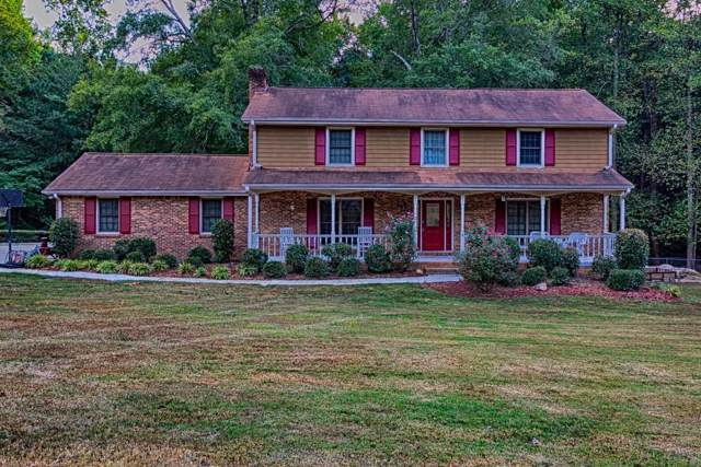 1107 Wallington Court NW, Conyers, GA 30012 (MLS #6622624) :: North Atlanta Home Team
