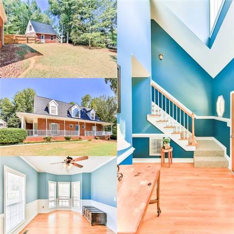 1302 Eddie Craig Court, Mcdonough, GA 30252 (MLS #6622861) :: North Atlanta Home Team