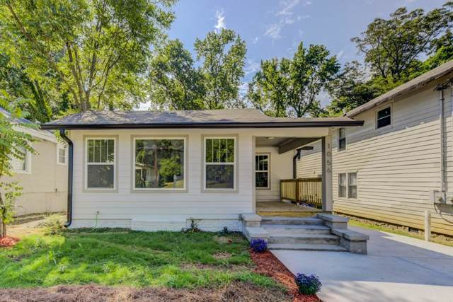 1056 Harwell Street NW, Atlanta, GA 30314 (MLS #6622894) :: North Atlanta Home Team