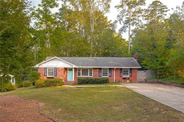 1393 Berkeley Lane NE, Atlanta, GA 30329 (MLS #6623040) :: Rock River Realty