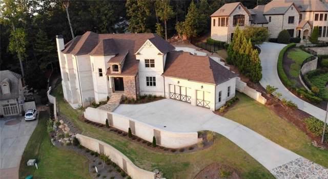 4115 Cougar Point NE, Marietta, GA 30066 (MLS #6623485) :: North Atlanta Home Team