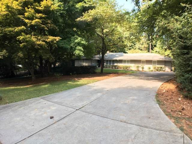186 Le Brun Road NE, Atlanta, GA 30342 (MLS #6623626) :: The Hinsons - Mike Hinson & Harriet Hinson