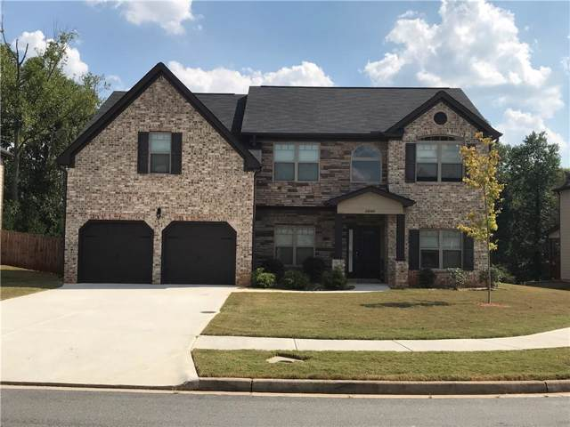 2890 Raton Cove, Lithonia, GA 30038 (MLS #6623717) :: Charlie Ballard Real Estate