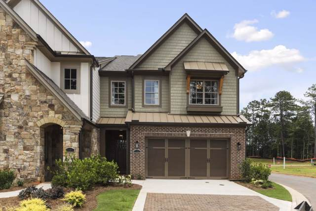 4165 Avid Park NE #12, Marietta, GA 30062 (MLS #6623749) :: North Atlanta Home Team