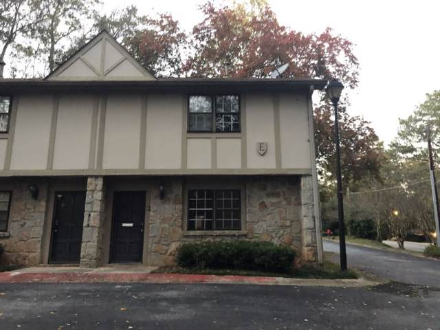 1150 Rankin Street E6, Stone Mountain, GA 30083 (MLS #6624040) :: North Atlanta Home Team