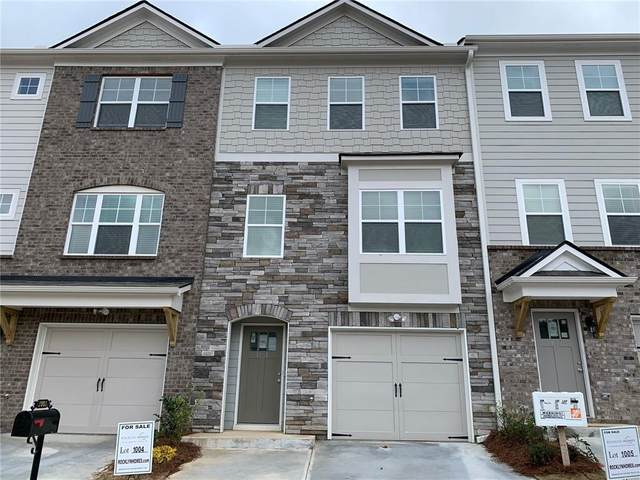 1001 Belfry Terrace #1004, Fairburn, GA 30213 (MLS #6624188) :: AlpharettaZen Expert Home Advisors