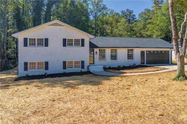132 Parkwood Drive, Kennesaw, GA 30144 (MLS #6624246) :: North Atlanta Home Team