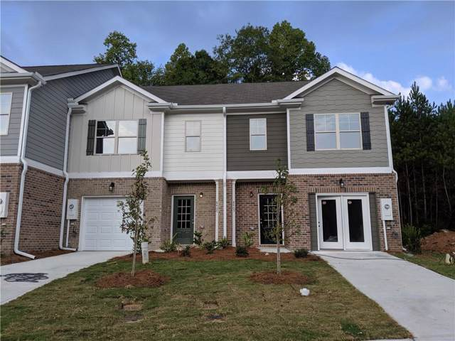 8447 Douglass Trail #92, Jonesboro, GA 30236 (MLS #6624282) :: North Atlanta Home Team