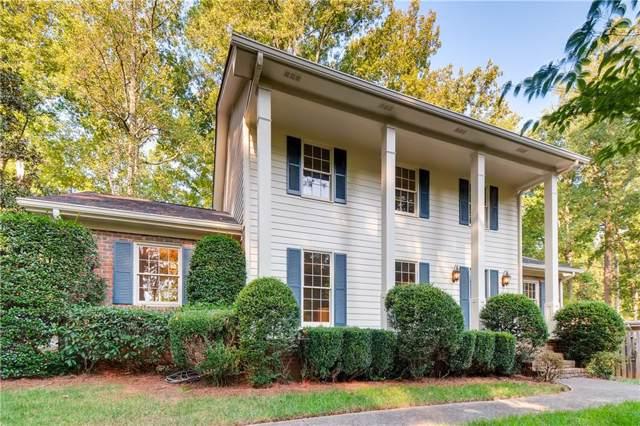 1824 Breckenridge Drive Drive NE, Atlanta, GA 30345 (MLS #6624590) :: Dillard and Company Realty Group