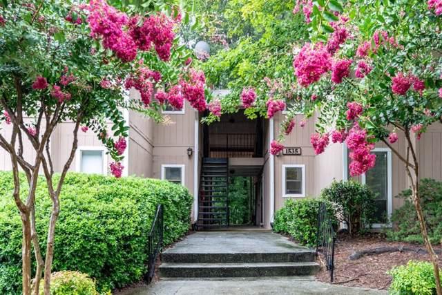 1535 Terrell Mill Place SE E, Marietta, GA 30067 (MLS #6624745) :: Kennesaw Life Real Estate