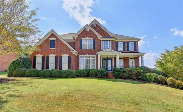 5340 Harbury Lane, Suwanee, GA 30024 (MLS #6624826) :: The North Georgia Group