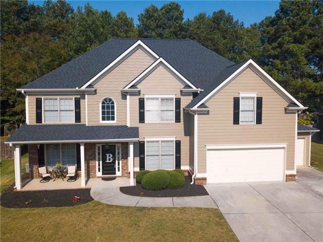 2786 Captain Court, Dacula, GA 30019 (MLS #6624895) :: Charlie Ballard Real Estate