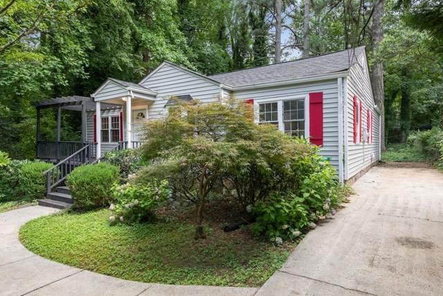 1325 Arnold Avenue NE, Atlanta, GA 30324 (MLS #6625081) :: North Atlanta Home Team
