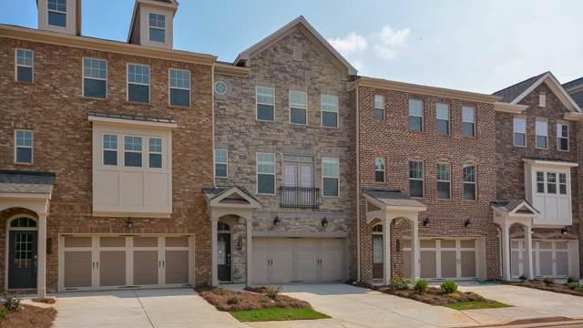 4108 Townsend Lane #23, Dunwoody, GA 30346 (MLS #6625380) :: Kennesaw Life Real Estate