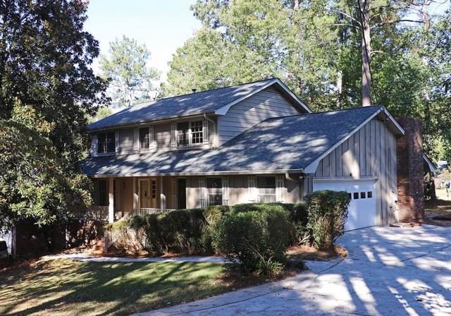 3770 Clubhouse Lane SE, Conyers, GA 30094 (MLS #6625535) :: North Atlanta Home Team